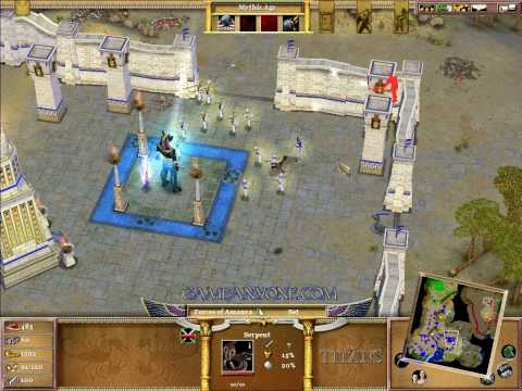 Age of Mythology: The Titans Part 33: Cerberus [3/3]