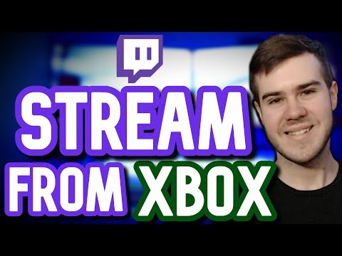 HOW TO STREAM ON TWITCH ON XBOX ONE 2021 (EXTREMELY EASY)