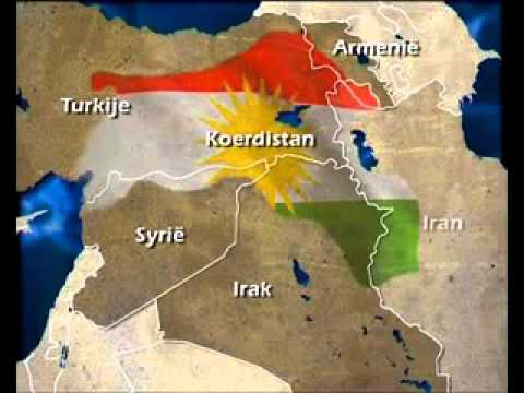 Christopher Hitchens  talk about Kurdish people