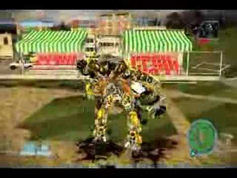 Transformers Bumblebee Games Transformers Bumblebee vs