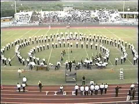 Crowley High School Mighty Eagle Band - 1997 - Region