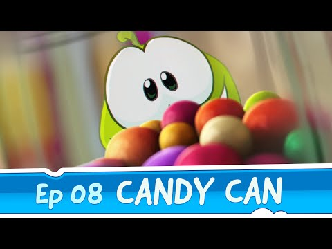 Om Nom Stories: Candy Can (Episode 8, Cut the Rope)