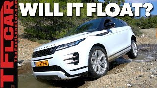 The 2020 Range Rover Evoque is All New But Is It Any Good On and Off-Road? Here's the Verdict!