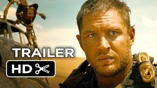 Video clip Mad Max: Fury Road Official Trailer #1 (2015) - Tom Hardy, Charlize Theron Movie HD