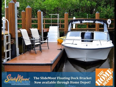 Ship Shape TV Floating Dock Bracket Segment