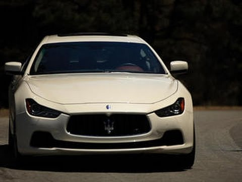 CNET On Cars - 2014 Maserati Ghibli: The more attainable rare Italian - Ep 42