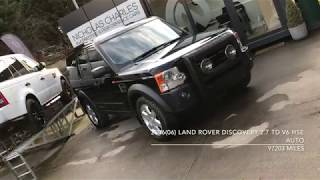2006(06) Land Rover Discovery 2.7 Td V6 HSE Auto