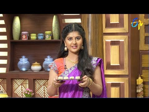Telugu Ruchi | 28th September 2018 | Full Episode | ETV Telugu
