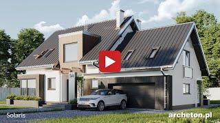 Wybrane projekty domów z kolekcji MODERNA