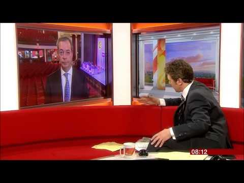 Nigel Farage says NO to endless foreign wars