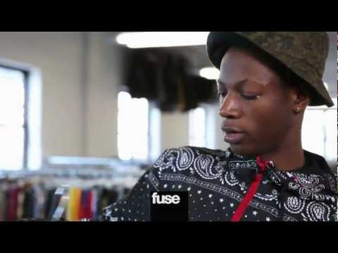 Joey Bada$$ Talks Being The Creative Director At Ecko & Tours His Clothing Designs