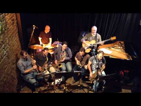 Caglayan Yildiz Group Sax - my little suede shoes (short v