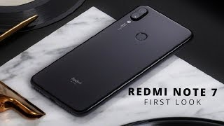 Redmi Note 7 OFFICIAL | Redmi Note 7 Price, Specifications, Release Date in INDIA