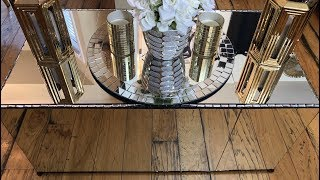 Do It Yourself    💕 20'x40' Mirrored Coffee Table 💕