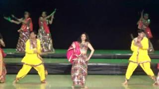 Sensation 2017 Shiv's Institute of Dance Dhool Baje