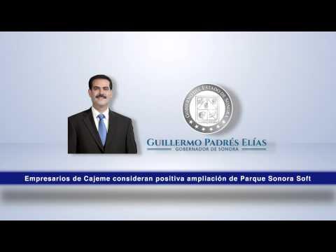 Empresarios de Cajeme consideran positiva ampliación de Parque Sonora Soft. 11-12-2014