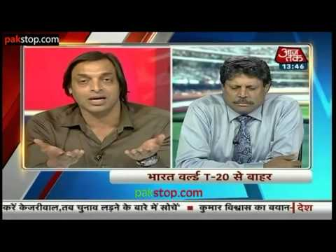 Kapil Dev Shoaib Akhtar critics on India knocked out T20 worldcup 2012