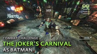 Batman: Arkham City - The Joker