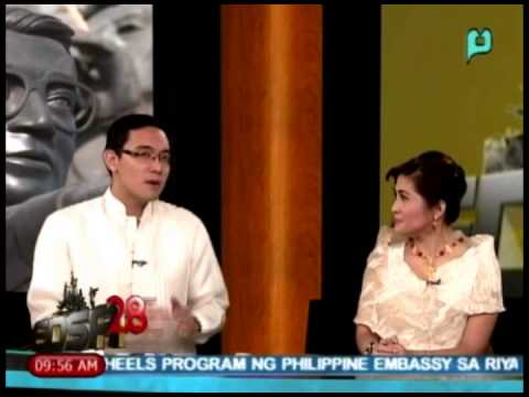 [Part 9/] EDSA 28 - 28th Anniversary of EDSA People Power Revolution - PTV Coverage [02/25/14]