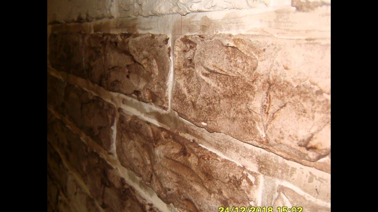 Имитация кирпичной стены из штукатурки своими руками Все о 6