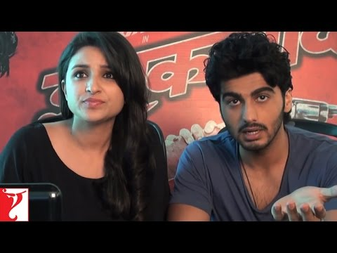 Live Video Chat With Arjun & Parineeti - Part 2 - Ishaqzaade