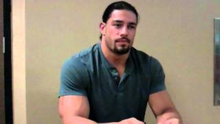 FCW WWE NXT Roman Reigns (Part 1)
