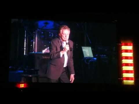 Frankie Valli 5/12/18 - Lake Charles LA