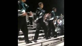 Coral Reef Cuda Band Frontline dance moves 2.MOV