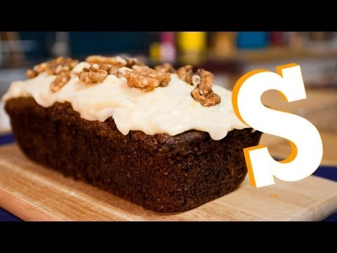 CARROT CAKE LOAF RECIPE - SORTED