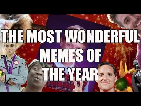 The Most Wonderful Memes of the Year - 2012