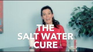 The Salt Water Cure For Eliminating Negative Energy