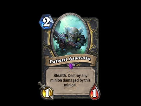 Patient Assassin - Hearthstone Text   Message   Alert Tones (links In Description) video