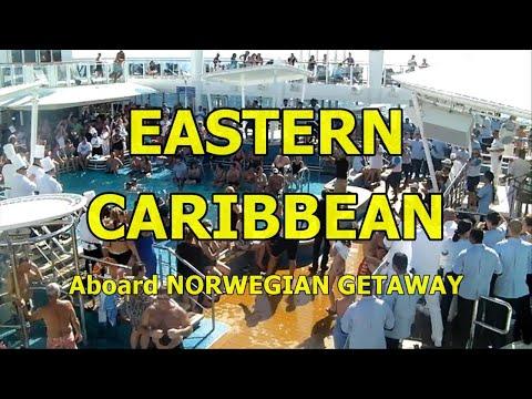 Norwegian Getaway Eastern Caribbean Cruise November 2014  YouTube