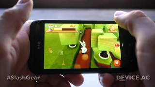 HTC One S with Qualcomm Snapdragon S4 Gaming Hands-on