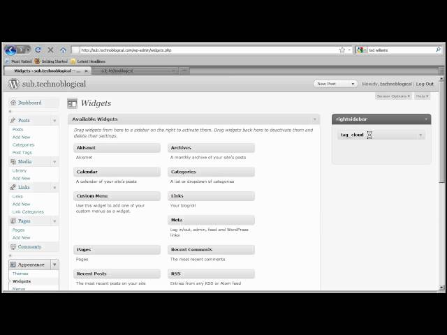web site by WordPress: SEO (Search Engine Optimization)