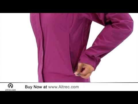 Video: Women's PreCip Jacket