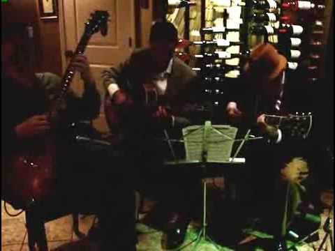 Jammin' With Jimmy Wyble and Mark Hammond at Essential Wine Co. Camarillo