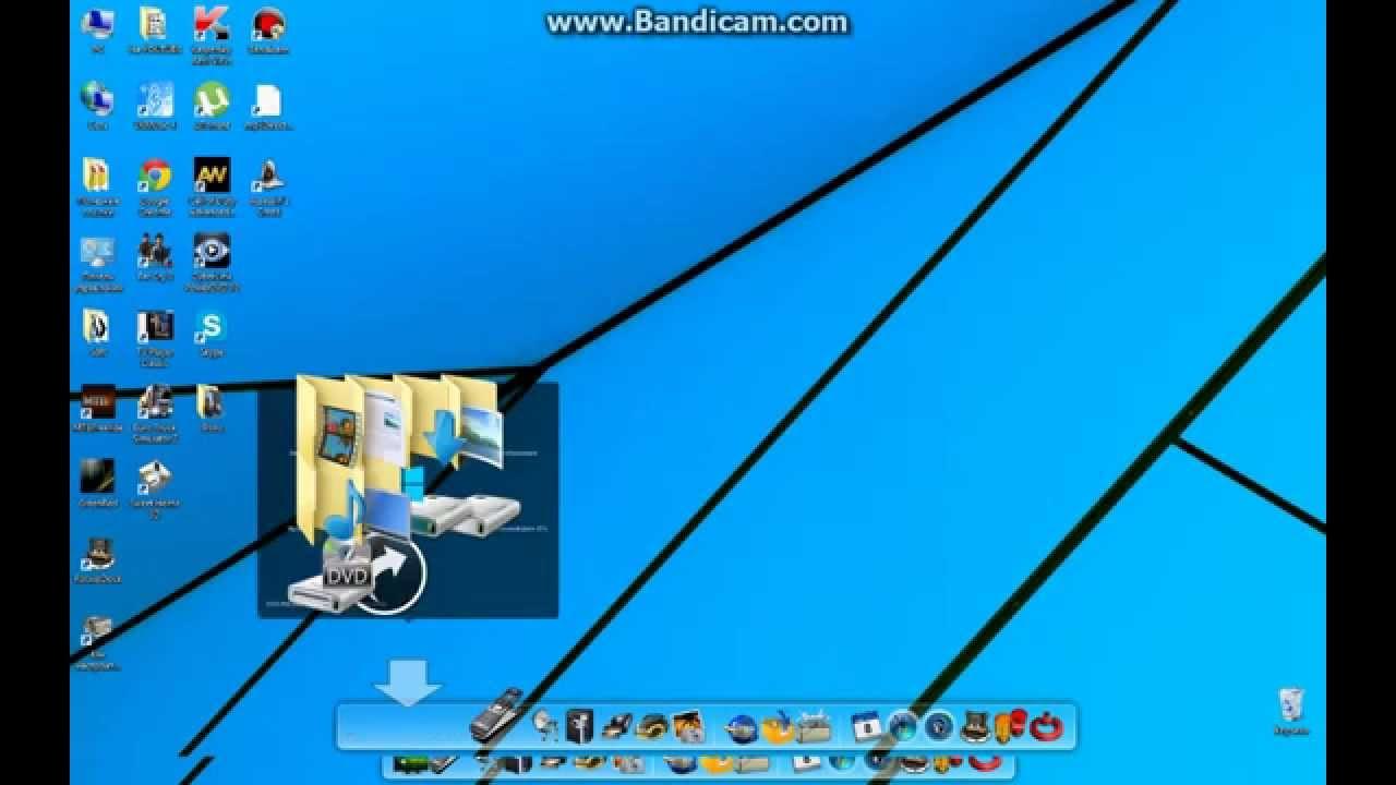 Как сделать windows похожим на MAC OS X!!! - YouTube