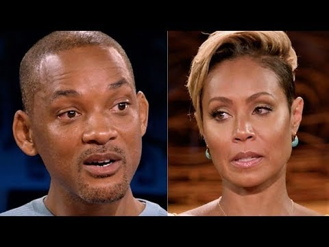 Jada Pinkett Smith Confronts Will Smith About His Alcohol Use. MESSY!