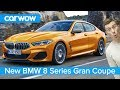 New BMW 8 Series Gran Coupe 2020 - see why it