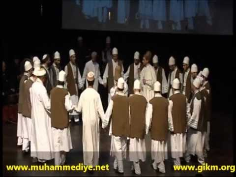ABDULKADİR GEYLANİ ANMA GÜNÜ 2011 - *Zikir_4 / Dhikr_4* (DEVRAN ZIKRI)