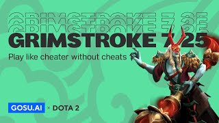 HOW TO PLAY GRIMSTROKE  | PLAY LIKE CHEATER WITHOUT CHEATS