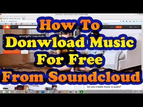 How To Download Songs From SoundCloud Or Any Other Website For Free