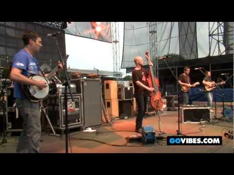 "Yonder Mountain String Band Performs ""Fingerprint"" at Gathering of the Vibes Music Festival 2012"