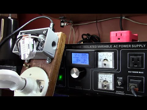 Aeotec Z-Wave Smart Dimmer, Power Consumption