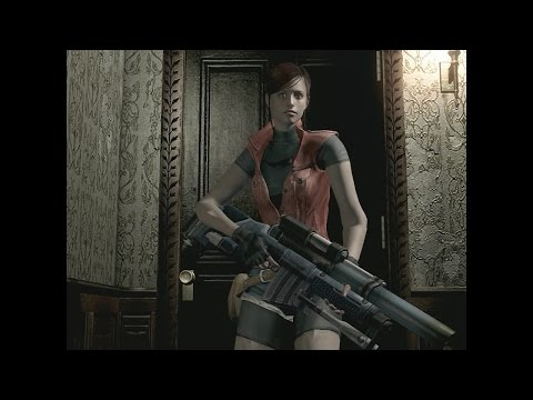 Resident Evil Remastered Mods Claire Redfield