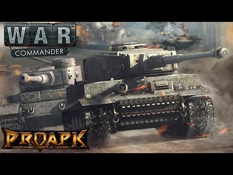 War Commander - Global Gameplay iOS / Android