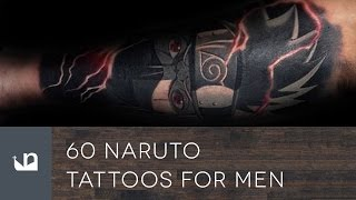 60 Naruto Tattoos For Men