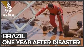 One year after Brazil's worst industrial disaster