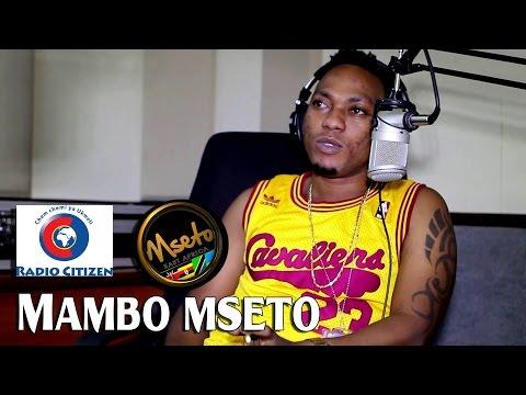 Rich Mavoko Live Interview On Mambo Mseto (radio Citizen) video